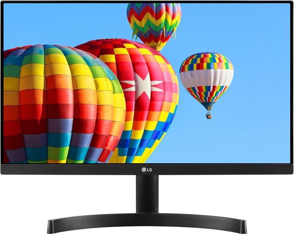 "Monitorius LG 24MK600M-B | 23.8"" | LCD | IPS | Full HD (1920x1080) | 16:9 | 5 ms | 24MK600M-B | ""kbs"""