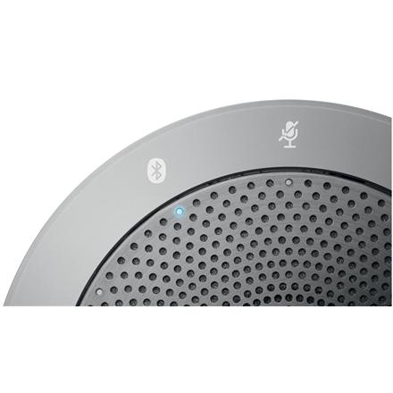 Jabra Speak 510 Microphone mute, 195 g, Black, 12 cm, 12 cm, 3.3 cm, Speaker,