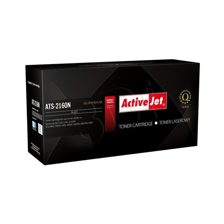 Action ActiveJet ATS-2160N (Samsung MLT-D101S)  Toner Cartridge, Black