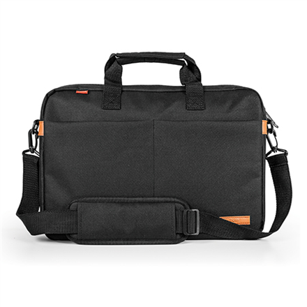 """Acme Right Now 16M52 Fits up to size 15.6 """", Black, Shoulder strap, Messenger - Briefcase"""