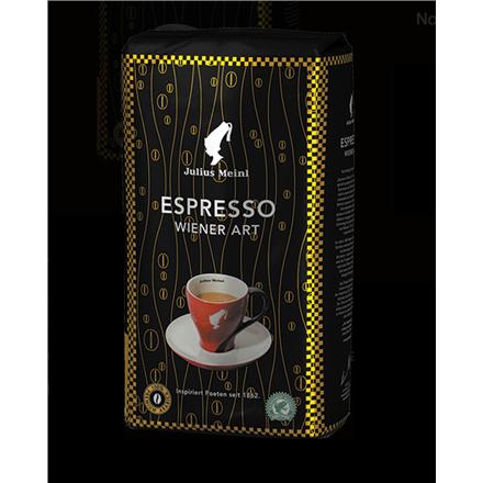 Julius Meinl Espresso Wiener Art Coffee beans, 100% Arabika, 1000 g