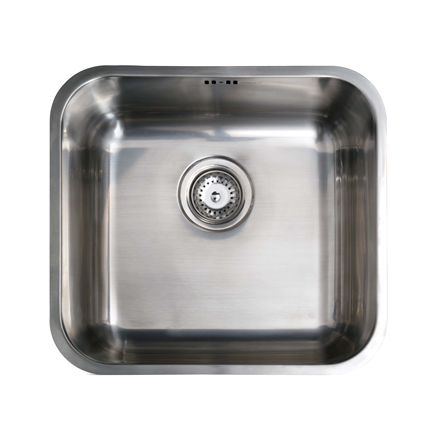 CATA CB-1 Number of bowls 1, Stainless steel, Width 450 x 400 x 200 mm mm, Depth 450 x 400 x 200 mm mm, 450 x 400 x 200 mm mm, Sealing tape, Fixing clamps, Tube overflow.