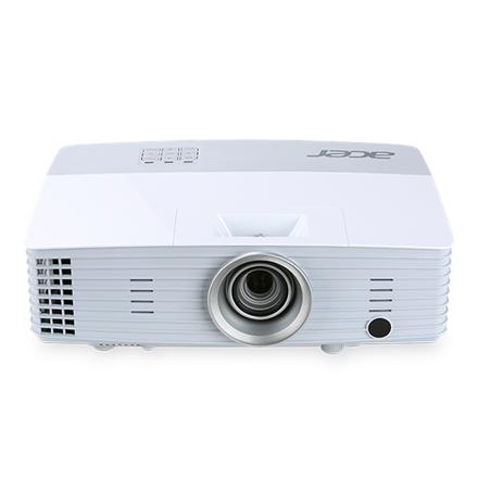 Acer Professional Series P5327W WXGA (1280x800), 4000 ANSI lumens, 17.000:1, White,