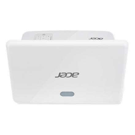 Acer Ultra Short Throw Series U5320W WXGA (1280x800), 3000 ANSI lumens, 13.000:1, White,