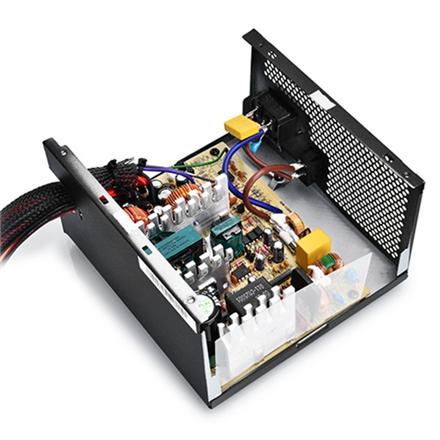 """Deepcool """"Nova"""" series PSU  80PLUS EU,  up to +85% efficiency ,  Single +12V Rail Max. Load +12V ~336 W, 400 W"""