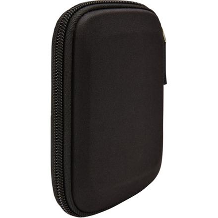 Case Logic HDC11K Portable Hard Drive Case, Fits devices  15 x 3.5 x 10 cm, Black Portable Hard Drive Case