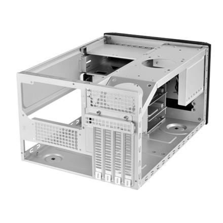 SilverStone Sugo 11b USB 3.0 x2, Mic x1, Spk x1, Black, Micro ATX, Power supply included No