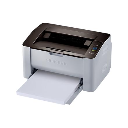 Samsung SL-M2026 Mono, Laser, Printer, A4, Black, Silver