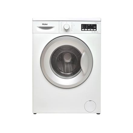 Haier Washing machine HW60-10F2S Front loading, Washing capacity 6 kg, 1000 RPM, A++, Depth 50 cm, Width 60 cm, White, Display,