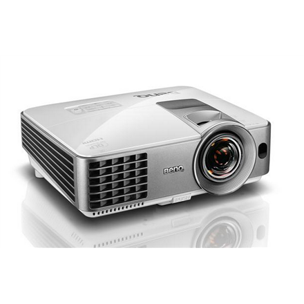 Benq Business Series MS630ST SVGA (800x600), 3200 lumens ANSI lumens, 13000:1, Silver, White, Projector