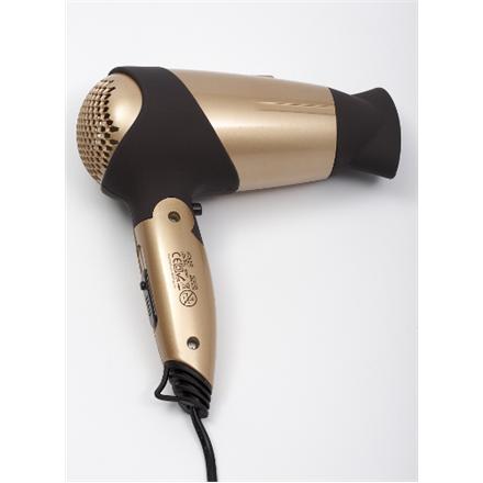 Hair Dryer Adler Warranty 24 month(s), Motor type DC, 1600 W, Gold/Black