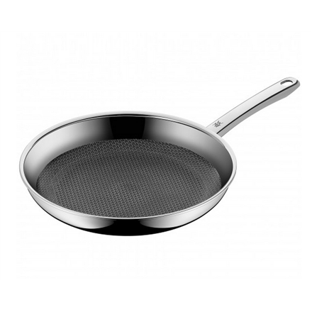 WMF Profi Resist 1756286411 Frying Pan, 28 cm, Suitable for all cookers including induction, Non-stick coating, Fixed handle