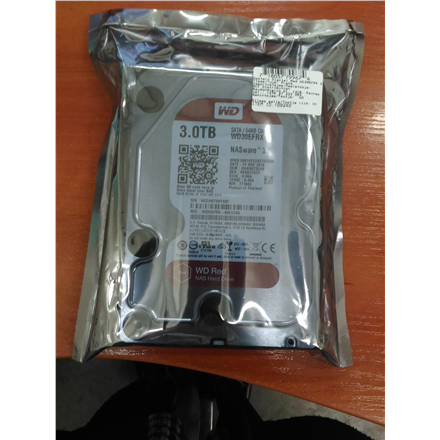 SALE OUT.  Western Digital 3000 GB, REFURBISHED
