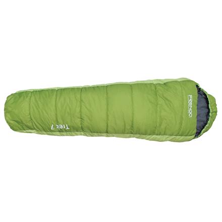 FRENDO Trek 7, Sleeping bag, 215x80(55) cm, +7/-3/-12 °C, Right side zipper