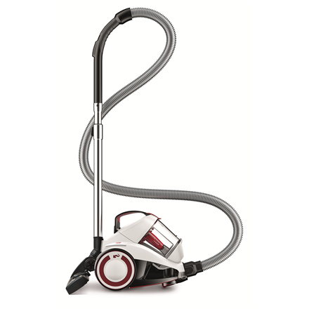 Dirt Devil Vacuum cleaner DD2224-0 Rebel 24 HE Warranty 24 month(s), Bagless, White, 700 W, A, A, 79 dB,