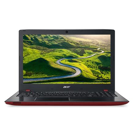 "Acer Aspire E E5-576G Red, 15.6 "", Full HD, 1920 x 1080 pixels, Intel Core i3, i3-6006U, 4 GB, HDD 1000 GB, NVIDIA GeForce 940MX, GDDR5, 2 GB, DVD SM, Windows 10 Home, Keyboard language English, Battery warranty 12 month(s)"