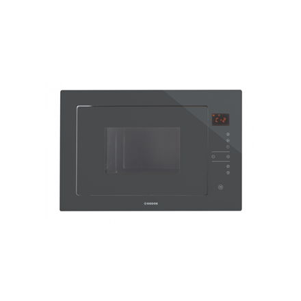 Nodor Microwave NM 25 TG AG  25 L, Grill, Touch control, 900 W, Antrazit, Built-in, Defrost function