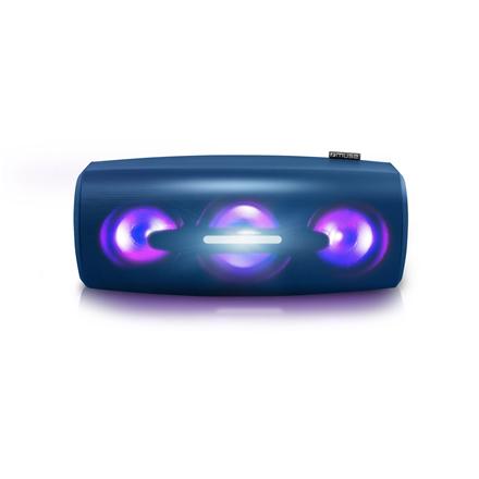 Muse M-930 DJ Blue, Splash Proof Bluetooth Speaker, NFC