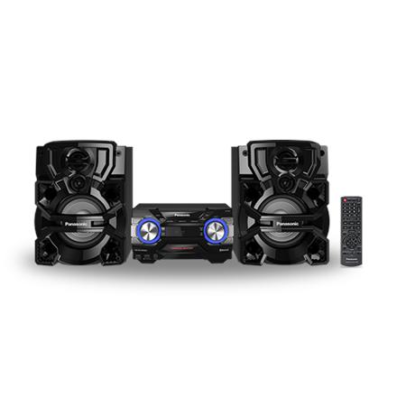 Panasonic Mini System  SC-AKX660E-K Bluetooth, CD player