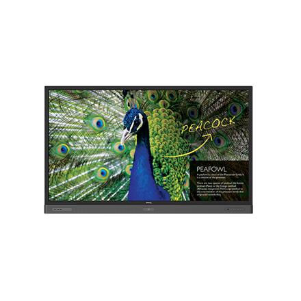 """Benq RP750K 75 """", Landscape, 8 ms, 178 °, 178 °, 3840 x 2160 pixels"""