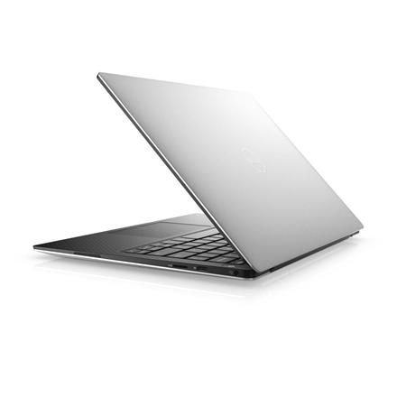 "Dell XPS 13 9370 Silver, 13.3 "", Full HD, 1920 x 1080 pixels, Matt, Intel Core i7, i7-8550U, 8 GB, LPDDR3, SSD 256 GB, Intel UHD, Windows 10 Pro, 802.11ac, Bluetooth version 4.2, Keyboard language Nordic, Keyboard backlit, Warranty Basic Next Business Day 36 month(s), Battery warranty 12 month(s)"