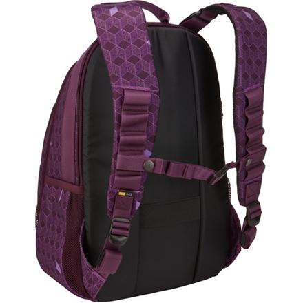 "Case Logic Berkeley II BPCA315PPC Fits up to size 15.6 "", Purple, Backpack"