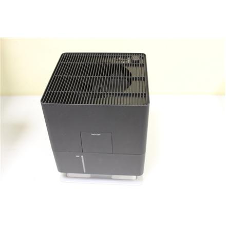 SALE OUT. Stadler form Air humidifier Oskar O021 Air humidifier, 18 W W, Black, USED AS DEMO, DIRTY