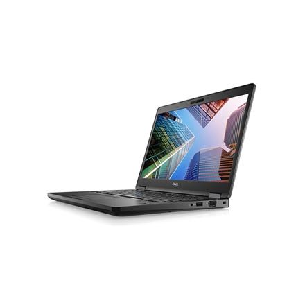 "Dell Latitude 5490 Black, 14 "", IPS, Full HD, 1920 x 1080 pixels, Matt, Intel Core i5, i5-8250U, 8 GB, DDR4, SSD 256 GB, Intel UHD, Windows 10 Pro, 8265, Bluetooth version 4.2, Keyboard language Estonian, Keyboard backlit, Warranty Basic Onsite 36 month(s), Battery warranty 12 month(s)"