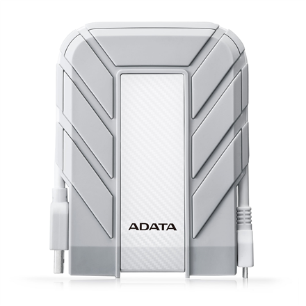 "ADATA HD710A Pro 1000 GB, 2.5 "", USB 3.1 (backward compatible with USB 2.0), White"
