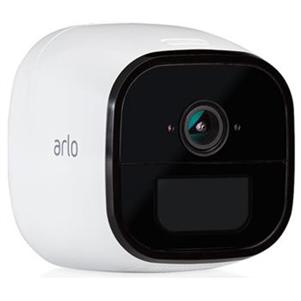 Arlo Arlo Go VML4030-100PES 100% wire-free, IP65 certified weather-resistant, LTE mobile HD security camera Cube, 1.3 MP, IP65, H.264, SD