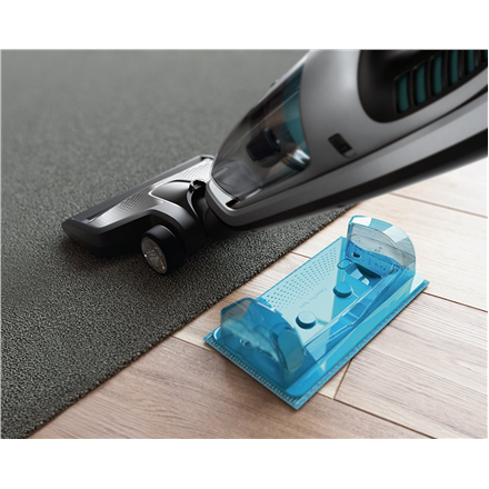Philips Vacuum cleaner   PowerPro Aqua  FC6408/01 Handstick 3in1, Silver/ black, 0.6 L, 83 dB, Cordless, 25.2 V, 60 min