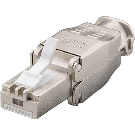 Goobay Tool-free RJ45 network connector CAT 6 STP shielded 38292