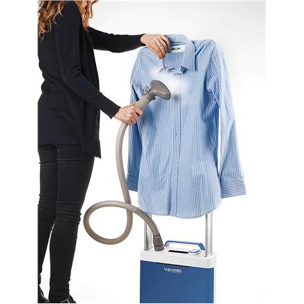 Polti Vaporella Vertical Styler GSF60 Ironing system PLEU0241 White/ blue, 1800 W, 2 L, Vertical steam function