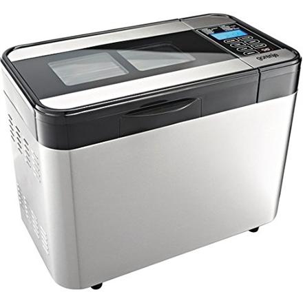 Gorenje Bread maker BM1400E Power 815 W, Number of programs 12, Display LCD, Stainless steel