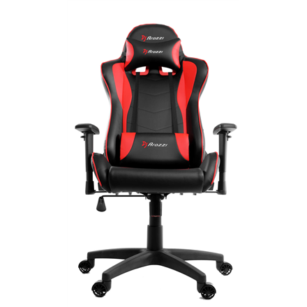 Arozzi Gaming Chair, Mezzo V2, Red