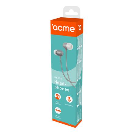 ACME HE21G Earphones With Mic