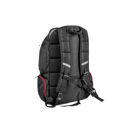 """Genesis Laptop Backpack Pallad 500 NBG-0986 Black, 15.6 -17.3 """""""