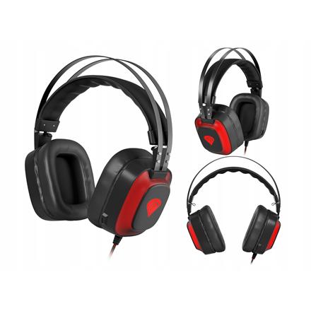 Genesis Gaming Headset Radon 720 Virtual,  USB, NSG-0999, Black, Wired, Built-in microphone