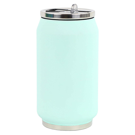 Yoko Design Isotherm Tin Can Capacity 0.28 L, Material Stainless steel, Soft Mint