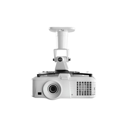 ONE For ALL Projector Ceiling mount, WM5320, Turn, Maximum weight (capacity) 15 kg, White