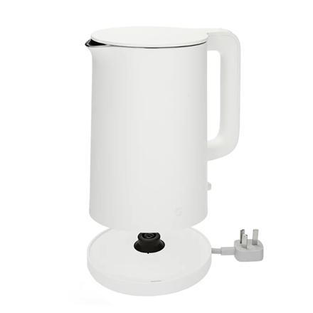 Xiaomi Mi Kettle SKV4035GL Standard, 1800 W, 1.5 L, Plastic, White, 360° rotational base