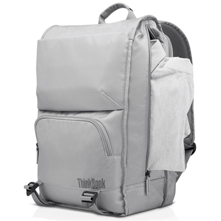 """Lenovo ThinkBook Urban Fits up to size 15.6 """", Grey, Backpack"""