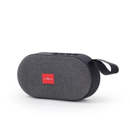 Gembird Speaker SPK-BT-11-GR Grey, Bluetooth, Portable, Wireless connection