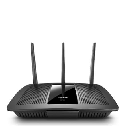 Linksys Router EA7300 802.11ac, 450+1300 Mbit/s, 10/100/1000 Mbit/s, Ethernet LAN (RJ-45) ports 4, Antenna type 3xExternal, 1xUSB3.0
