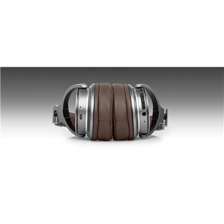 Muse Stereo Headphones M-278BT Headband, Over-ear, Brown