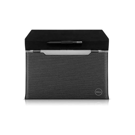 """Dell Premier 460-BCQN Fits up to size 14 """", Black/Grey, Sleeve"""