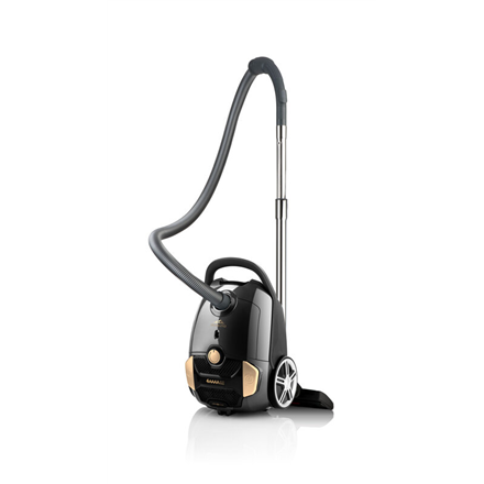 ETA Vacuum cleaner Avanto ETA151990000 Bagged, Power 700 W, Dust capacity 3 L, Black