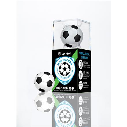 Sphero Mini Soccer   Football App-Enabled Robot  M001SRW White/ black