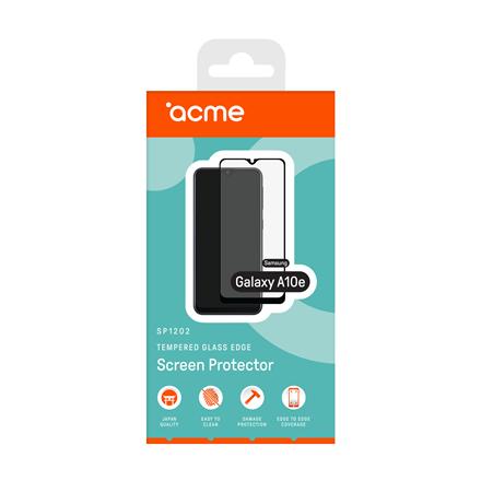 ACME SP1202 tempered glass edge for Samsung Galaxy A10e, Black