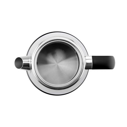 ETA Storio Kettle ETA918690020 Standard, 2150 W, 1.7 L, Stainless steel, 360° rotational base, Black